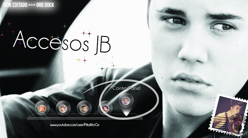 Justin Bieber Skin by Milagors1103