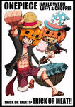 Mugiwaras Halloween Gif.