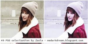 #9 Colorization by Zaula