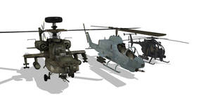 MMD Western Helicopter Pack