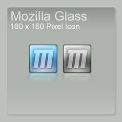 Mozilla Glass Icons by FreaK0