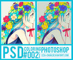 || PSD Coloring || #002 ||