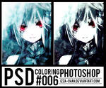 || PSD Coloring || #006 ||