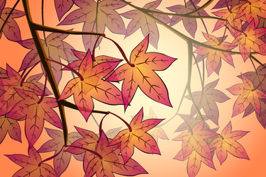 Leaves by MostAcidic