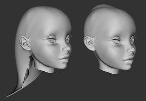 GIRL_Morph_Targets_4b_DS by BorgBoy7
