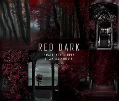 RED DARK I - Wattpad Textures