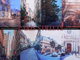 PARIS STREETS - Wattpad Textures by camiladearmas481