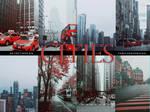 CITIES - Wattpad Textures