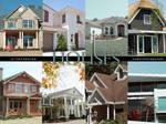 HOUSES - Wattpad Textures