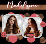 Pack Png 225 - Madelaine Petsch