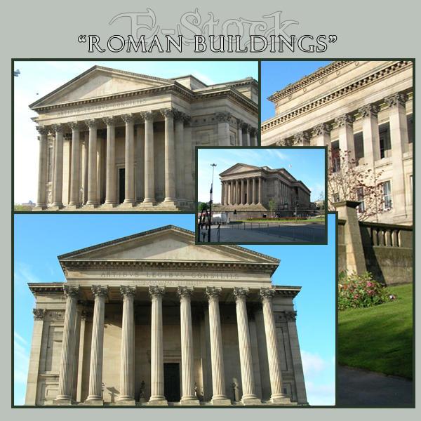 Roman Buildings 1 by E-Stock