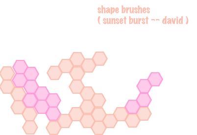 Shape Brushes by SunsetBurstBrushes