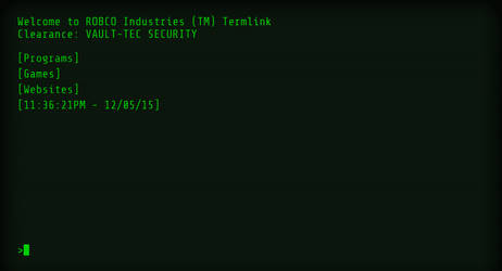 Fallout Terminal 1.1.2