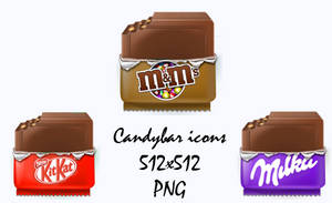 Candybar icons by PZ-Art