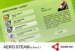 Aero:Steam