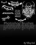 Metalocalypse Brush Set