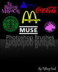 Request for GymSkoolGirl - Photoshop Brush Set by tiffanycook