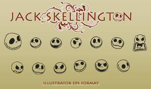 Jack Skellington Vectors