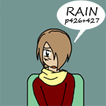 RAIN p426+427 - Who is Rain Flaherty?
