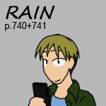 RAIN p740+741 - A Likely Story by JocelynSamara