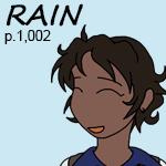 RAIN p1,002 - That's Definitely Me by JocelynSamara