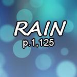 RAIN p1,125 - Back in Time