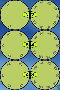 Wheels Clock 1.0 by JorgeLuis-JorgeLuis