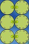 Wheels Clock 1.0