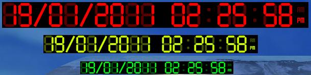 Digital Clock 1.0.1 by JorgeLuis-JorgeLuis