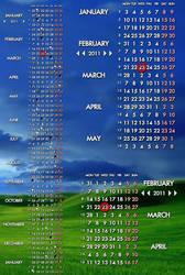 Compact Calendar 1.2.3