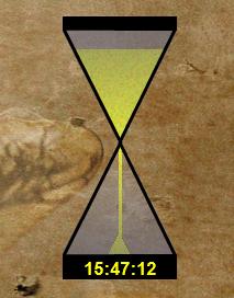 Sand Clock 1.0 by JorgeLuis-JorgeLuis