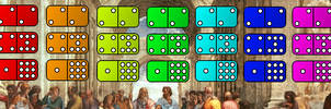 Dominoes Clock 1.0