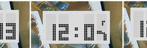 Tetris Clock 1.0