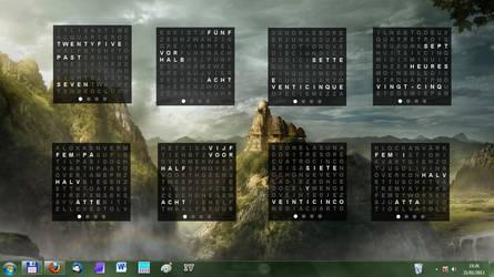 QLOCKTWO - Words Clocks 1.0.1