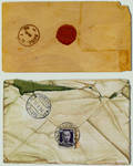 Vintage Envelopes - Stock
