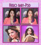+Hello baby-PSD