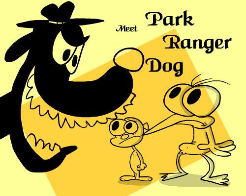 Meet Park Ranger Dog