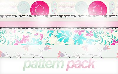 pattern pack by itskaname