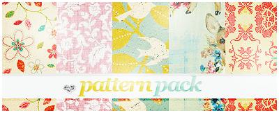 Patterns pack by itskaname