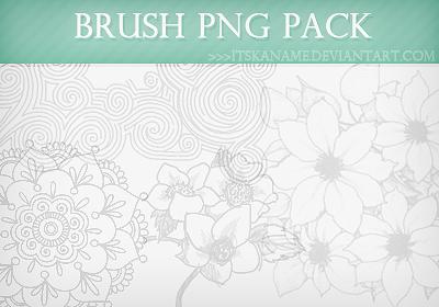 Brush Pack by itskaname