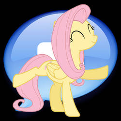 iChat Fluttershy icon