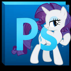 Photoshop CS5.5 Rarity Icon