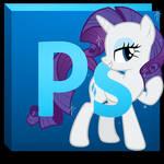 Photoshop CS5.5 Rarity Icon