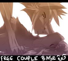 Free Wolf Couple Base SAI and PSD