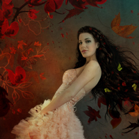 Autumn - Photomanipulation in motion by didoneto