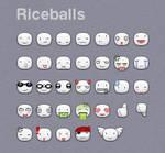 Riceballs for MirandaIM
