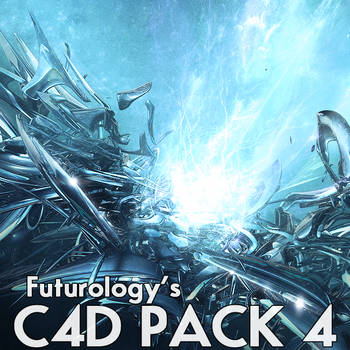 C4D Render pack 4 by Futurology