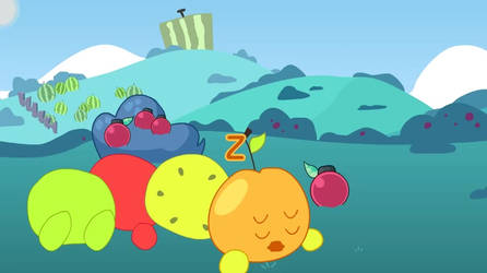 Sleeping Citrus