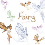 Fairy me Gimp brushes