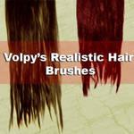 Realist Hair Brushes - Set 01